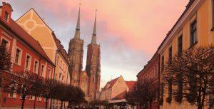 אי הקתדרלה ורוצלב