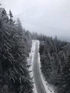 טיול חורף ברומניה