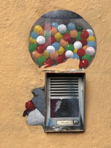 סיור גרפיטי ואומנות רחוב באל ראבל ברצלונה