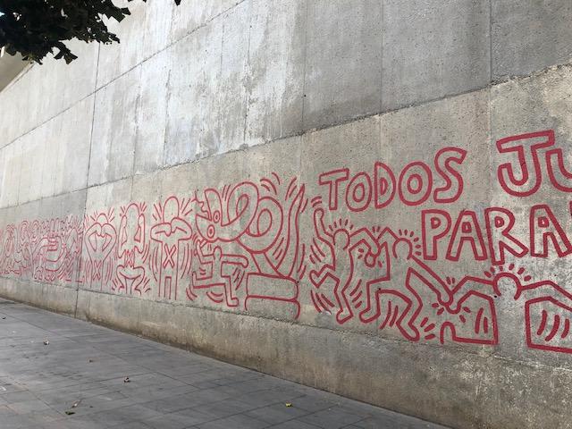 סיור גרפיטי ואומנות רחוב בברצלונה