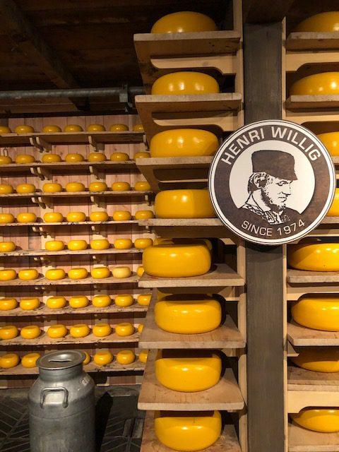 גבינה באמסטרדם