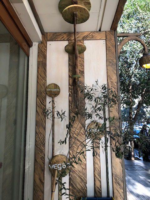 מסעדה טבעונית בסלוניקי