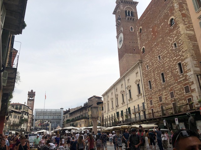 מסלול טיול בורונה איטליה