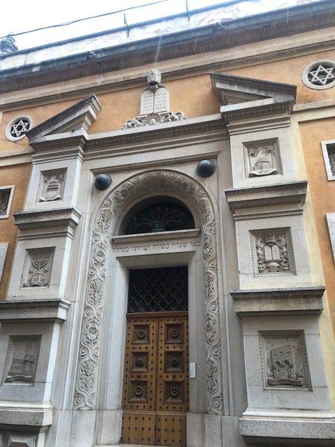 בית הכנסת בורונה איטליה